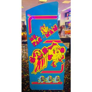 Ms. Pac Man Class of 81 Arcade 3 300x300 - Ms. Pac-Man / Galaga Class of '81 Multicade Arcade
