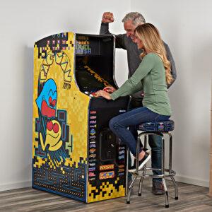 Pac-Man Pixel Bash Home Arcade