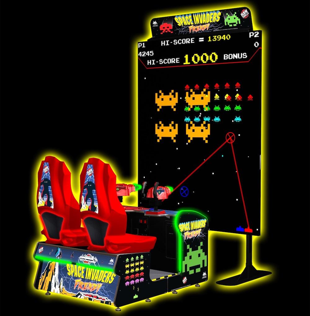 Space Arcade Games