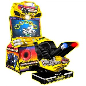 Super Bikes 2 Arcade By Raw Thrills