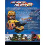 Super Bikes 2 Arcade Flyer