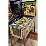 Suspense Pinball Machine