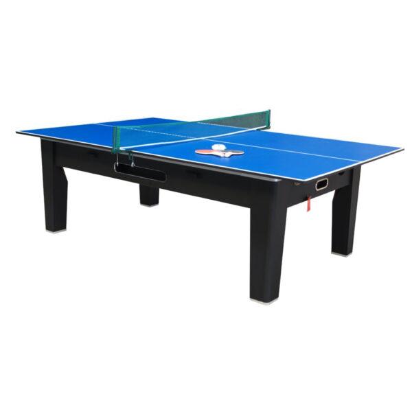 6 in 1 Multi Game Table Black 6