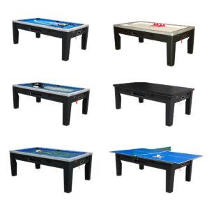 poker table black