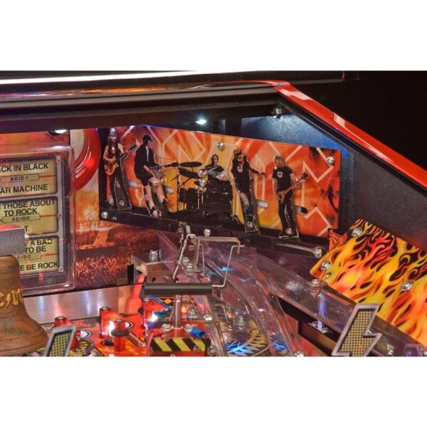 AC-DC Luci Pinball Machine