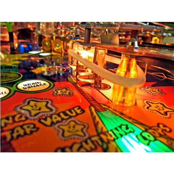 Als Garage Band Pinball Machine