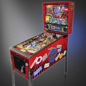Al's Garage Band Pinball Machine