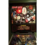 Barb Wire Pinball Backglass