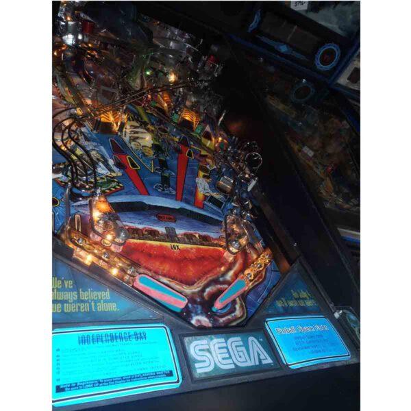 Independence Day Pinball Machine