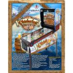 Oktoberfest Pinball Machine Flyer 1