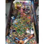 Oktoberfest Pinball Machine Playfield