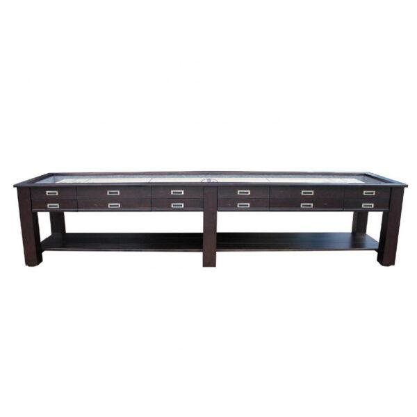 The Aspen Shuffleboard Table 12 foot