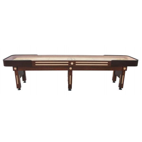 The Majestic Shuffleboard Table Walnut 3