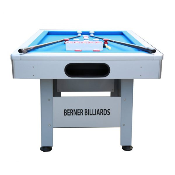 The Orlando Outdoor Weatherproof Bumper Pool Table