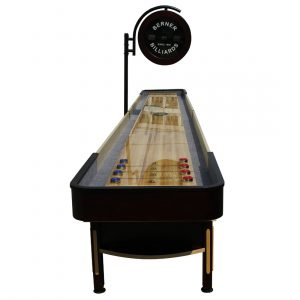 The Pro Shuffleboard Table