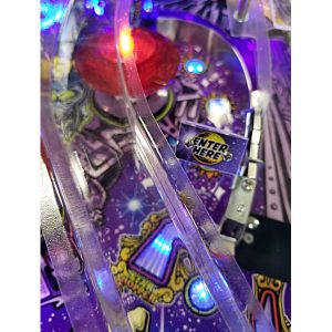 Cosmic Carnival Pinball Machine