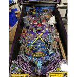 Cosmic Carnival Pinball Playfield