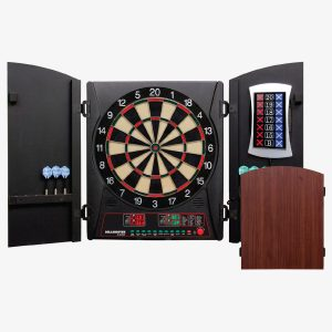 Cricket Maxx 3.0 Dartboard Cabinet 1
