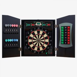 Cricket Maxx 5.0 Dartboard Cabinet