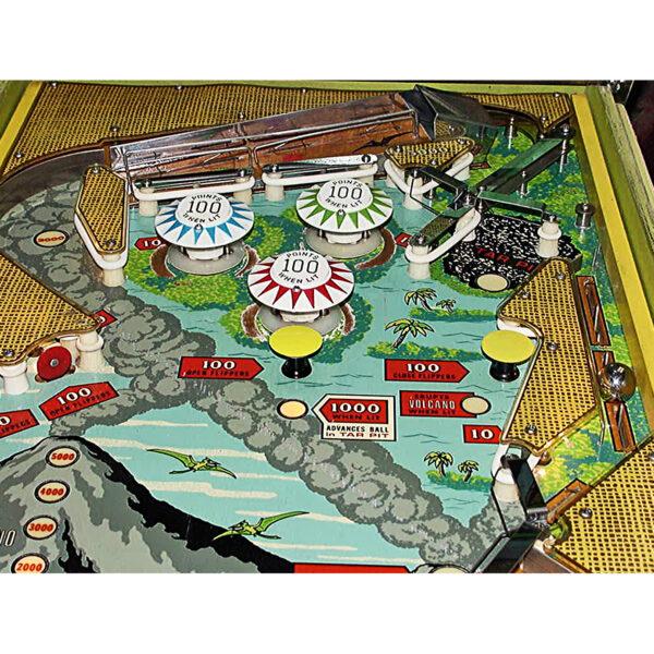Four Million BC Pinball Machine 2