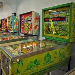 Four Million B.C. Pinball Machine by Bally