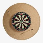 HJ Scott 36″ Dart Backboard Round 2