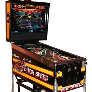 High Speed Pinball Machine