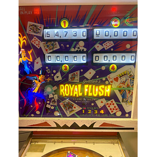 Royal Flush Pinball