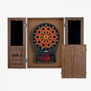 St. James Dartboard Cabinet