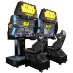 Star Wars Battle Pod Arcade Cover