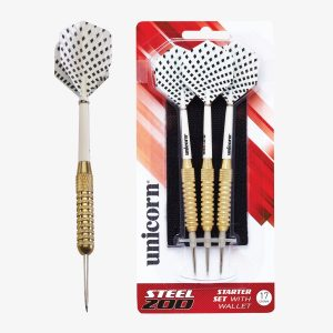 Unicorn Steel Tipped 200 Dart Set