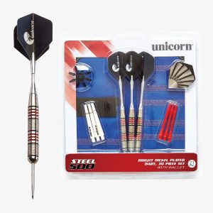 Unicorn Steel Tipped 500 Dart Set