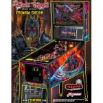 Black Knight Premium Pinball Flyer 1