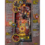 Black Knight Premium Pinball Flyer 2