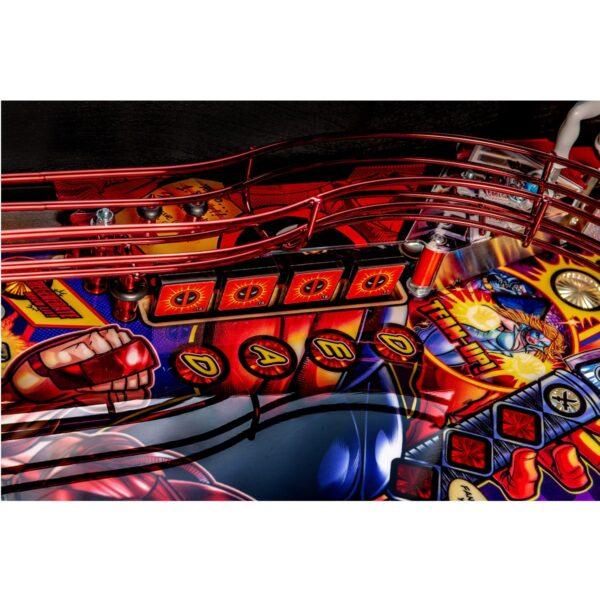 Deadpool Premium Pinball Machine
