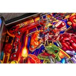 Deadpool Pro Pinball Machine 12