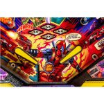 Deadpool Pro Pinball Machine 14