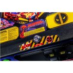 Deadpool Pro Pinball Machine 15