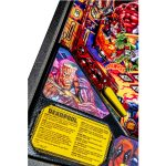 Deadpool Pro Pinball Machine 16