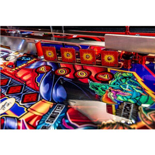 Deadpool Pro Pinball Machine