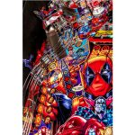 Deadpool Pro Pinball Machine 19