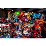 Deadpool Pro Pinball Machine 21