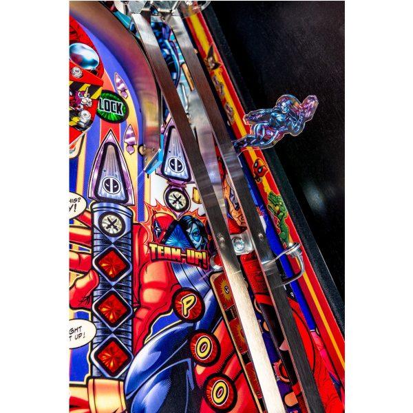 Deadpool Pro Pinball Machine 26 600x600 - Deadpool Pro Pinball Machine