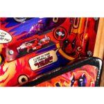 Deadpool Pro Pinball Machine 27