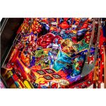 Deadpool Pro Pinball Machine 28