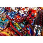 Deadpool Pro Pinball Machine 5