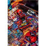 Deadpool Pro Pinball Machine 6