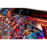 Deadpool Pro Pinball Machine 9