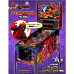 Deadpool Pro Pinball Machine Flyer 1
