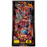 Deadpool Pro Pinball Machine Playfield